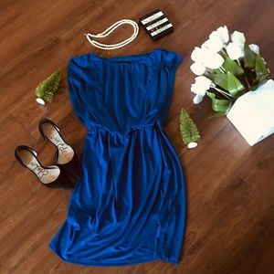 ENFOCUS Studio Royal Blue Dress